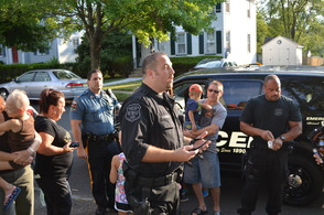 Madison Police Department Attends Block Parties, photo 2