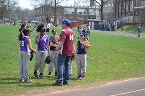 Rec Coach with Pitching Prospects