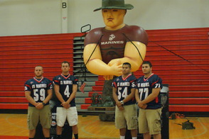 Basilone Bowl Prepares for Big Game, photo 7