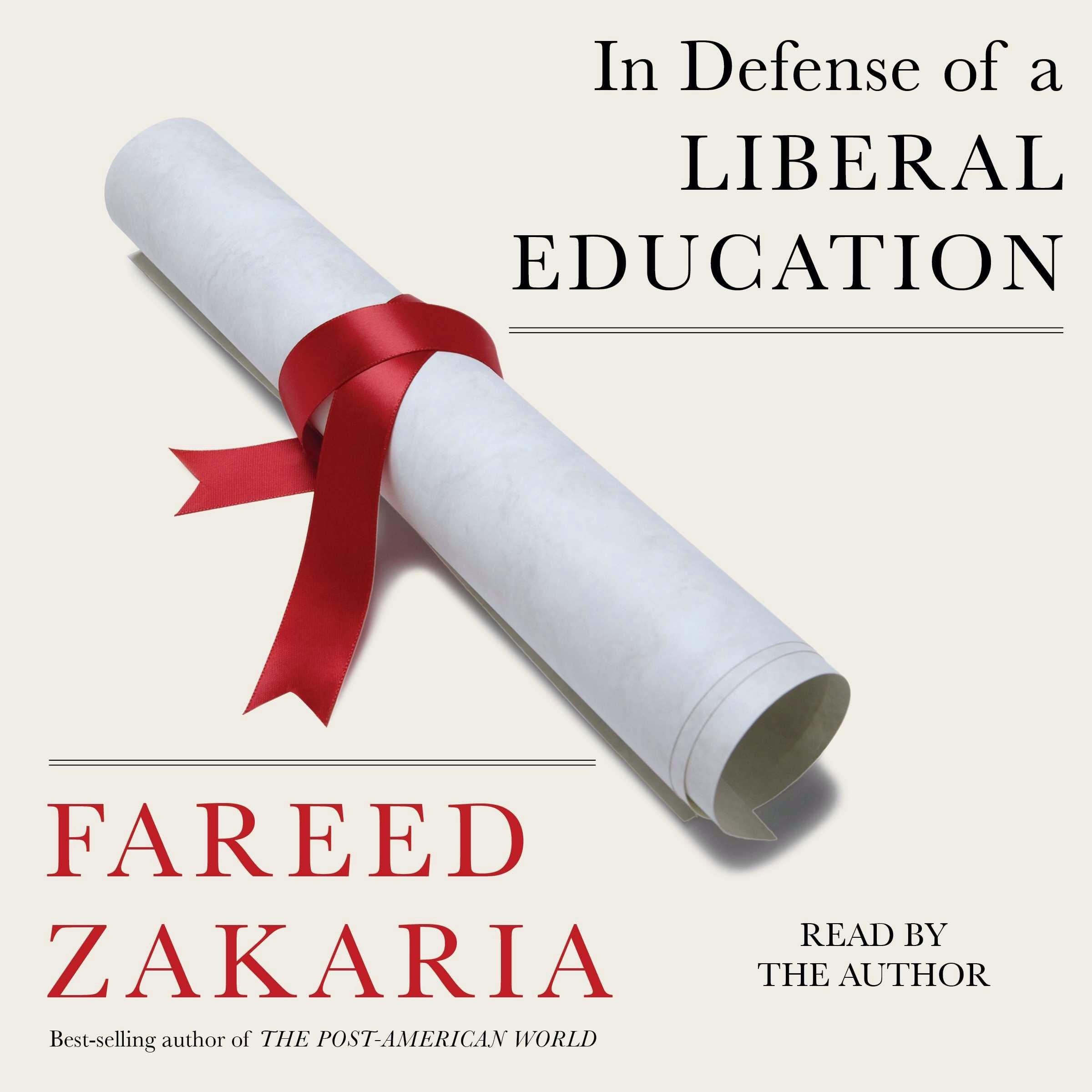 Liberal education