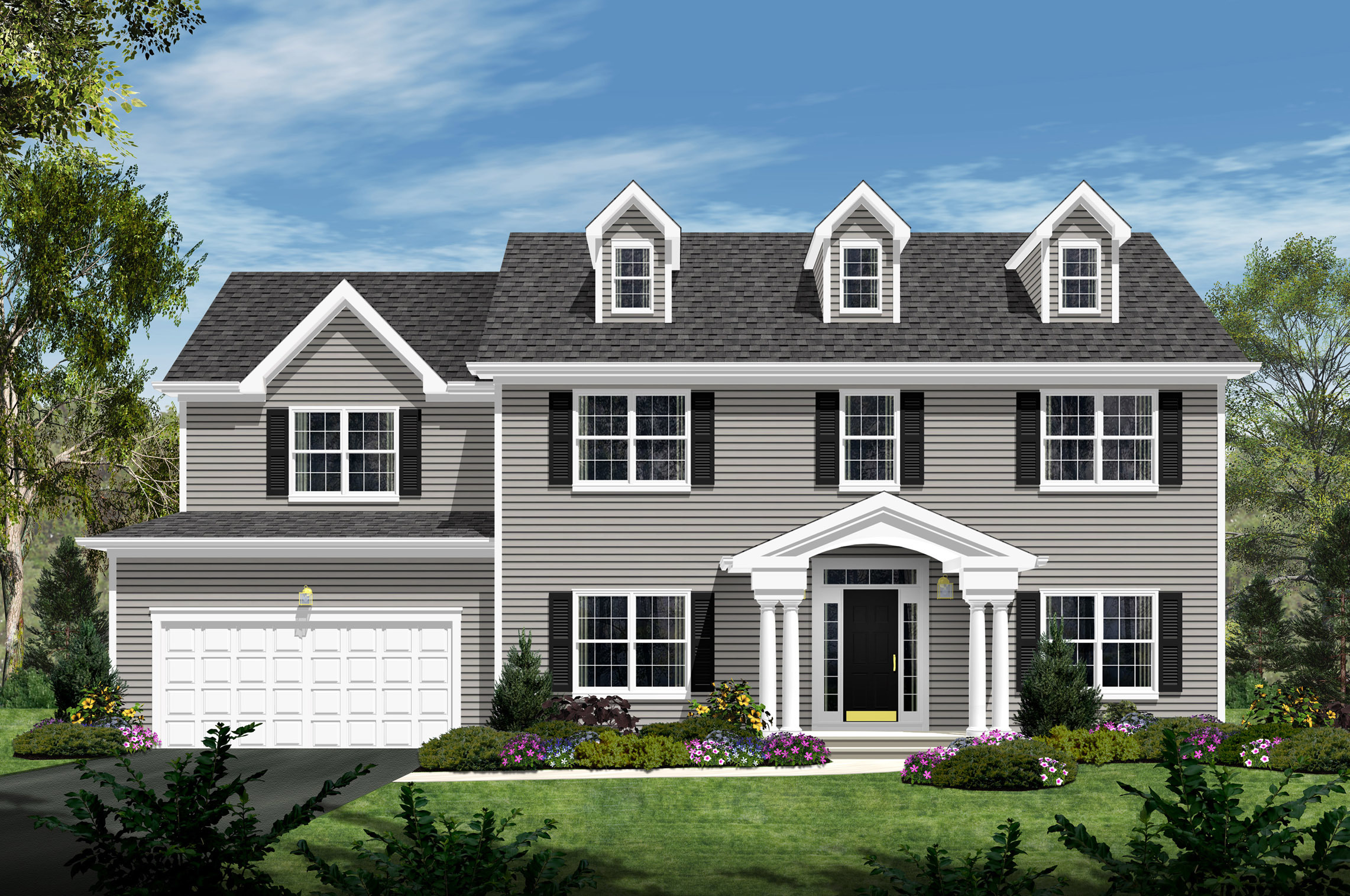 Coldwell banker new homes announces the pre construction New construction home plans