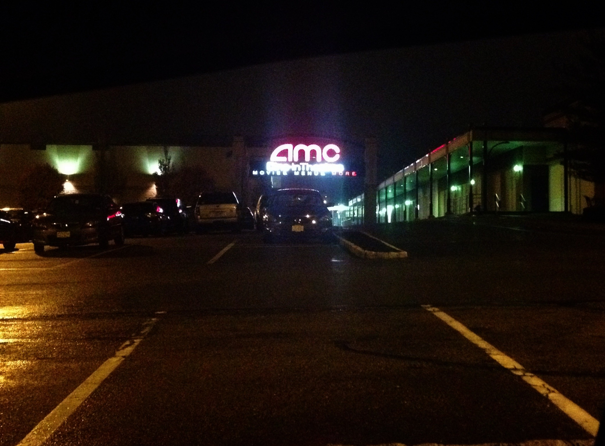 Mock Shooter Drill Held At West Orange Movie Theater Tapinto