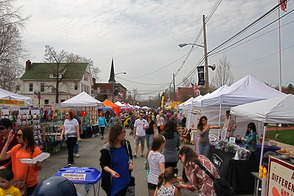 Millburn Street Fair Brings Out Crowd on Warmest Day of Spring, photo 13