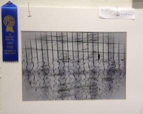 Sydney Leibman's photograph won First place