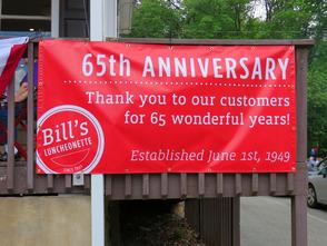 Bill's Anniversary