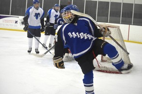 SPFHS Raider Icers Able to Hold off Hightstown, 5-2