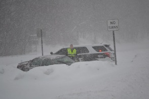 Sgt Mase Assists Motorists on Rt 15