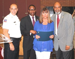Proclamations Awarded to Retiring Roselle Police Officers and Detectives, photo 11