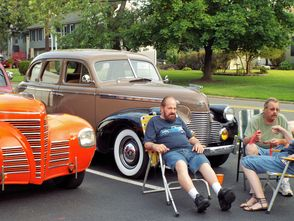 Muscle Cars Invade South Plainfield for Cruise Night, photo 6