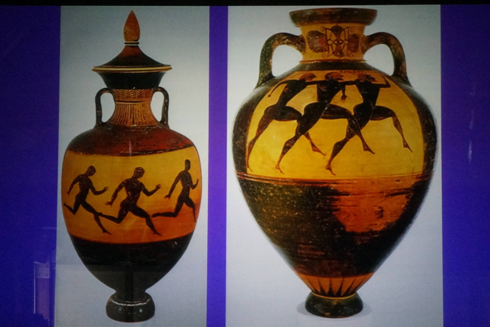 Ancient Olympics Compared to Modern at Montville Library - Montville ...