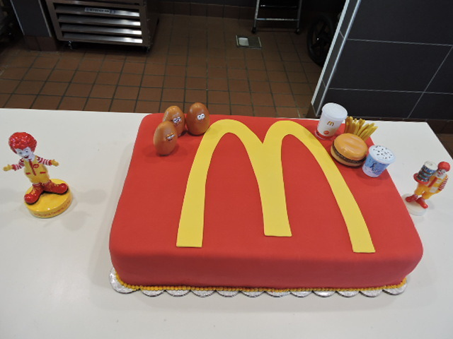 Family And Friends Welcome New Mcdonalds South Plainfield Nj News