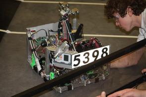 Robot number 5398