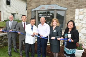 'United Med Lyndhurst Ribbon Cutting'