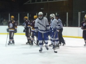 Summit Hockey Scores Early to Beat Westfield, 4-1, photo 3