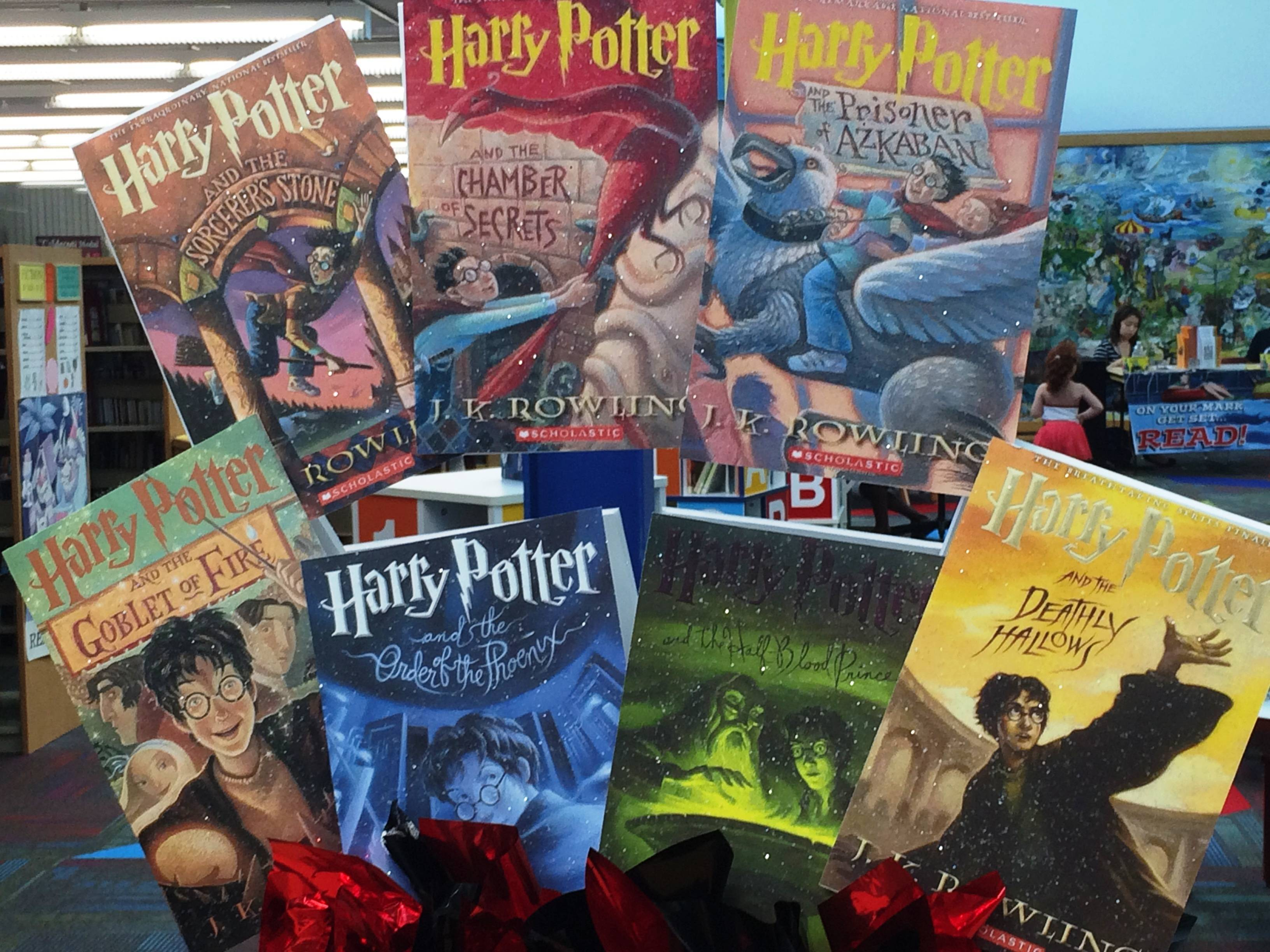 'Harry Potter' midnight release party at Fairfield bookstore