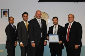 Salvatore Lima is Essex County Teacher of the Year, photo 1