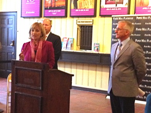 Lt. Governor Guadagno Recognizes Autism Awareness Month in Visit to Paper Mill Playhouse, photo 6
