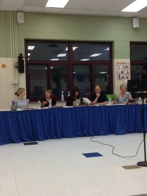 North Caldwell Board of Education Meeting