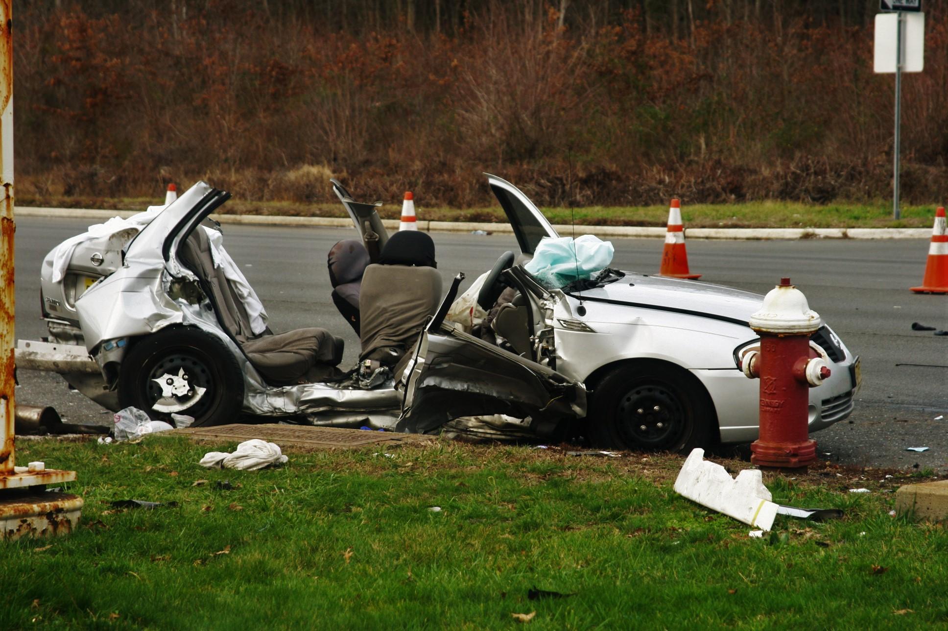 Sparta Car Accident