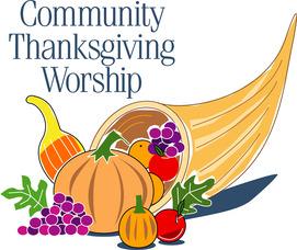 Community Interfaith Thanksgiving Service on Nov. 25, photo 1