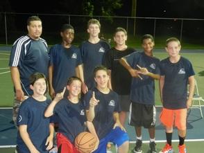 Team Adams wins championship