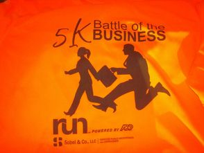 T-Shirt for the runners