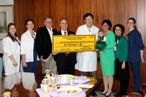 Maplewood Rotary Club Donates $10,000 to Saint Barnabas Foundation, photo 4