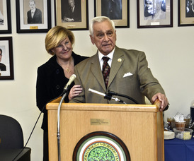 Retiring Fanwood Councilman Parenti Honored, photo 1