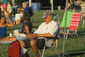 Hundreds Celebrate Independence With Fireworks, Music, photo 2