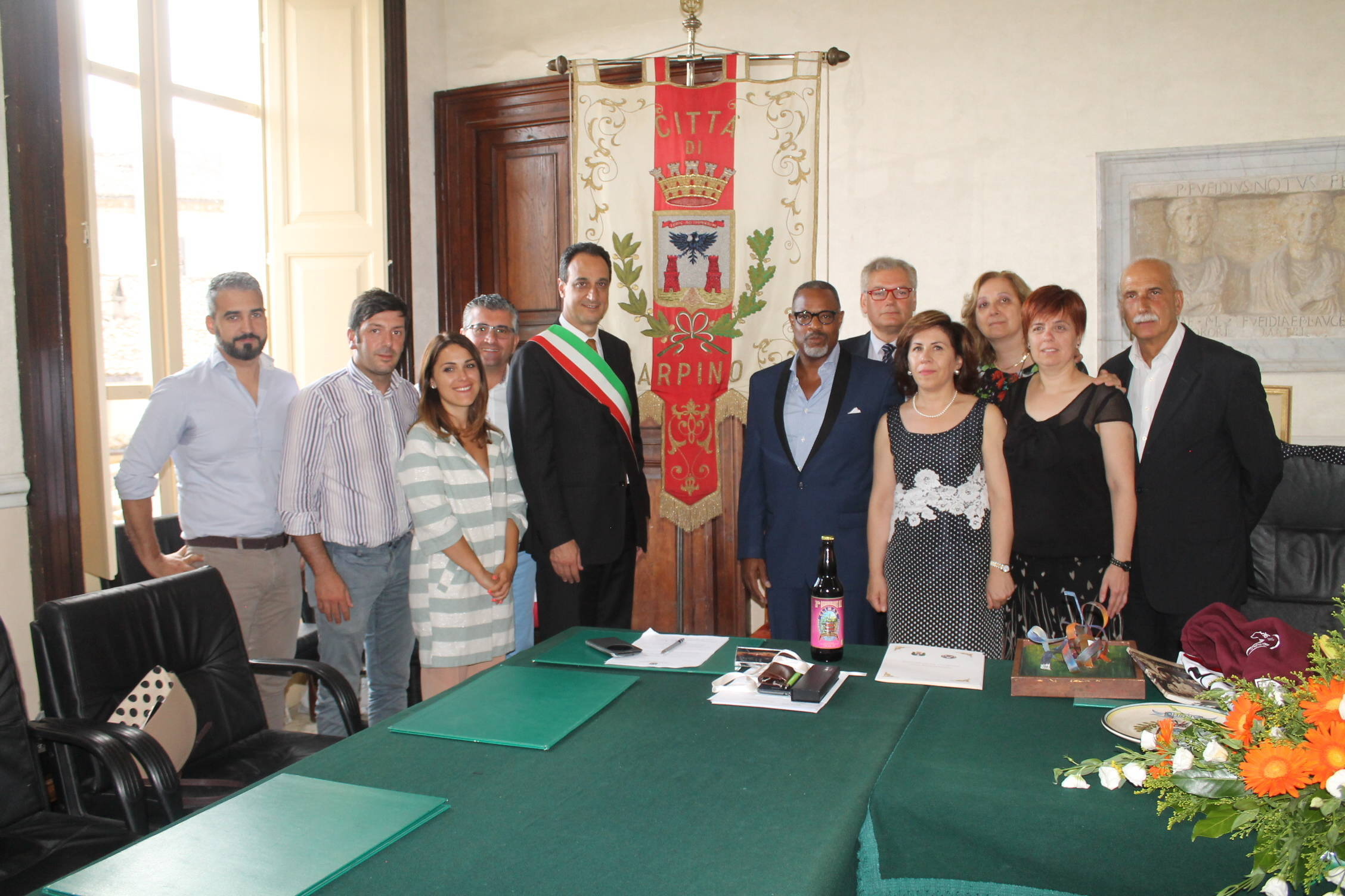 Roselle Park Sister City Adopted by Arpino Italy