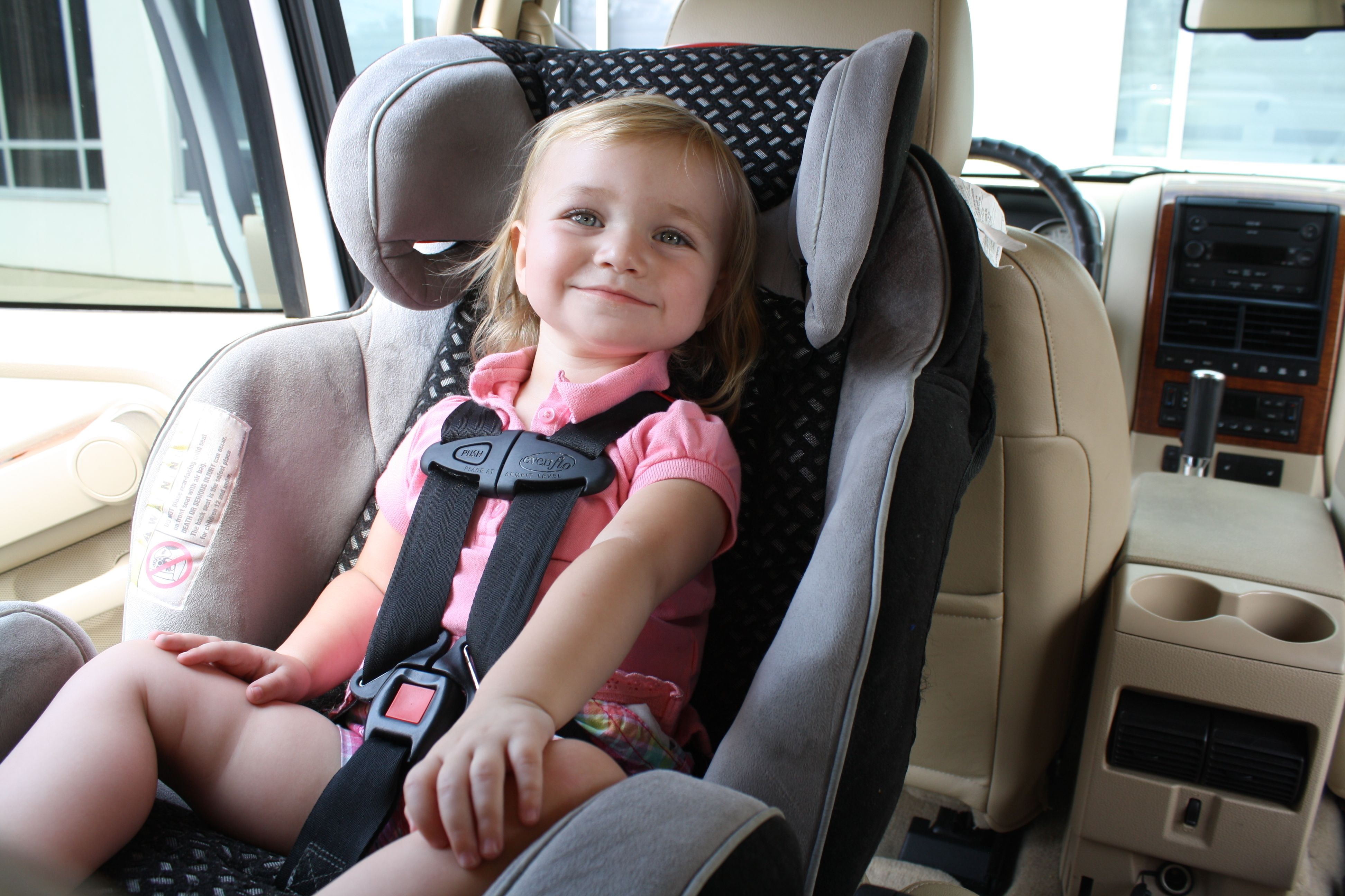 For How Long Child Can Be Sitting In Car Seat