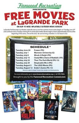Party in the Park Precedes Showing of Disney's Frozen at LaGrande Park on Tuesday, June 24., photo 3