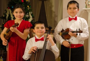 Elizabeth, Matthew and Jonathan Enriquez