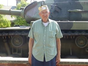 Frank Warholic, Commander of Montville VFW Post 5481