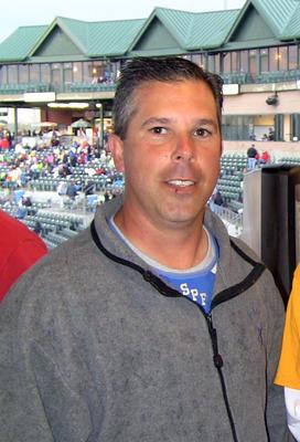 Coach Tom Baylock