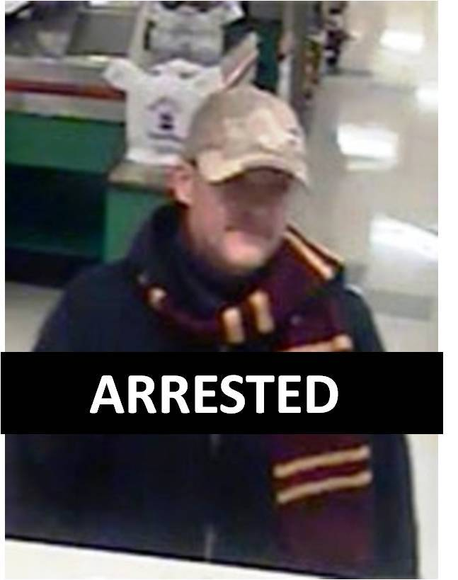 Edison Police Arrest Local Resident in PNC Bank Robbery | TAPinto