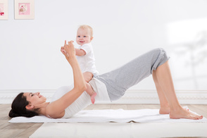 How to Exercise After Giving Birth, photo 1