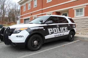 Several Arrests by Sparta Police Department