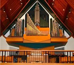 1971 Holtkamp organ