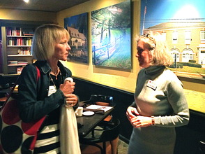 Millburn-Short Hills Chamber of Commerce Holds Networking Breakfast and Red Cross Presentation, photo 4