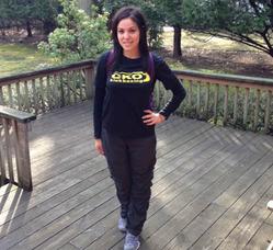 Samantha Erlichman, Manager and Head Trainer.