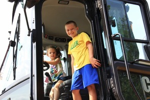 Sparta Youngsters Get to Touch a Truck, photo 13