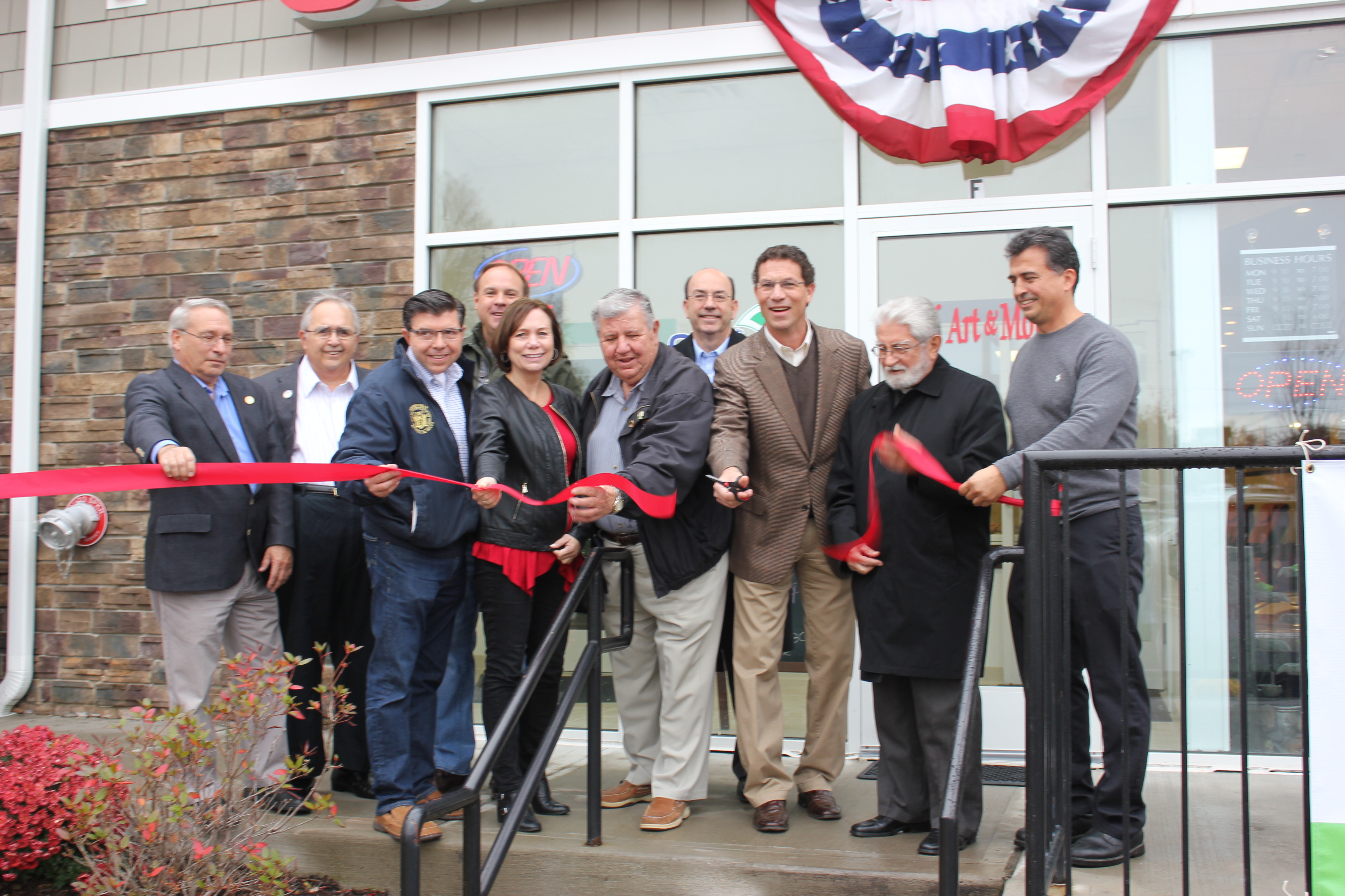 Randolph Commons Celebrates Official Grand Opening With Ribbon ...