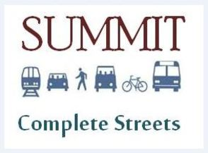 Summit Complete Streets Logo