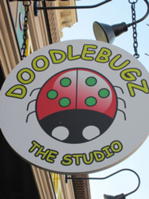 Doodlebugz Expands to Include Sweet Shop, photo 1