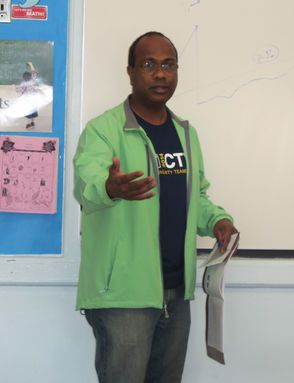 New Providence Resident Brings Financial Literacy to High School Students