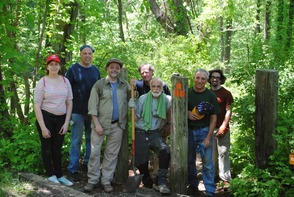 National Trails Day is June 7: Hike and Trail Work in Watchung Reservation, photo 1