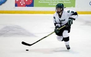 David Reiter on the Ice