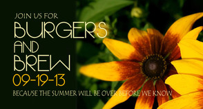 Burgers and Brew Fundraiser to be Held at McLoone's Boathouse on September 19, photo 1