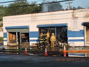 Early Morning Fire Guts Meat City, photo 7
